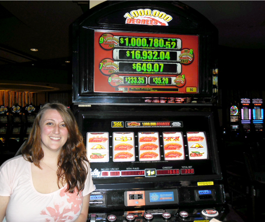 Slot Machines Biggest Win
